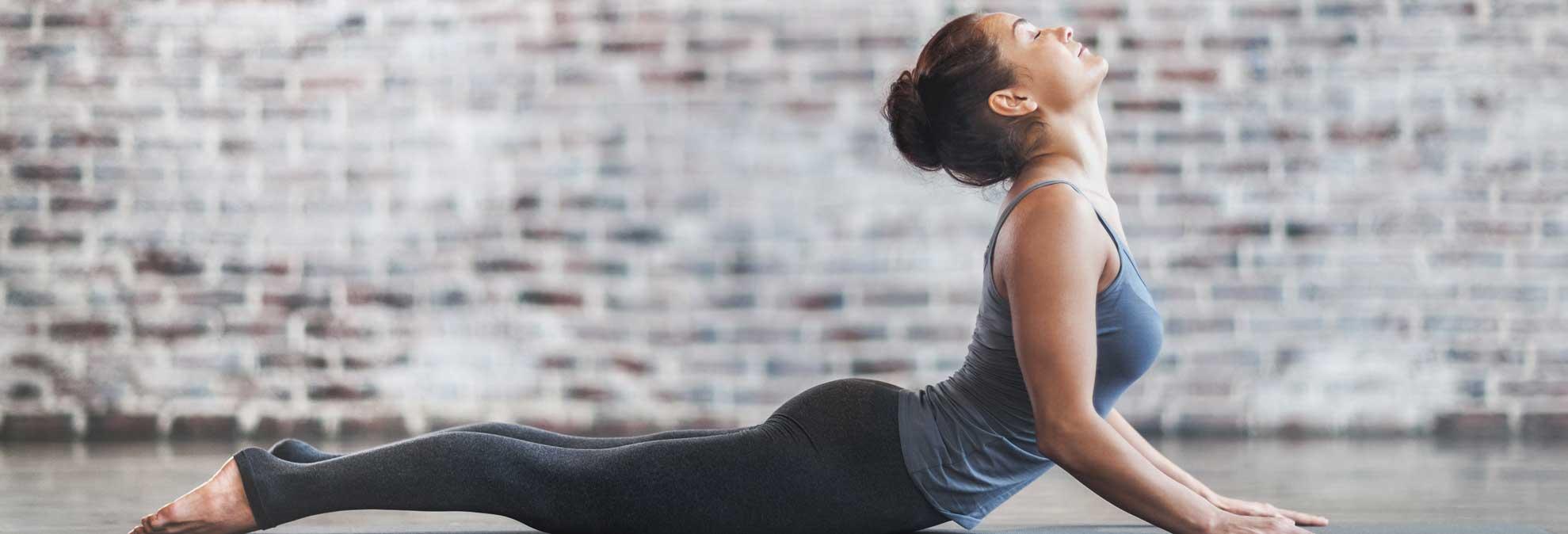 Yoga for back pain singapore