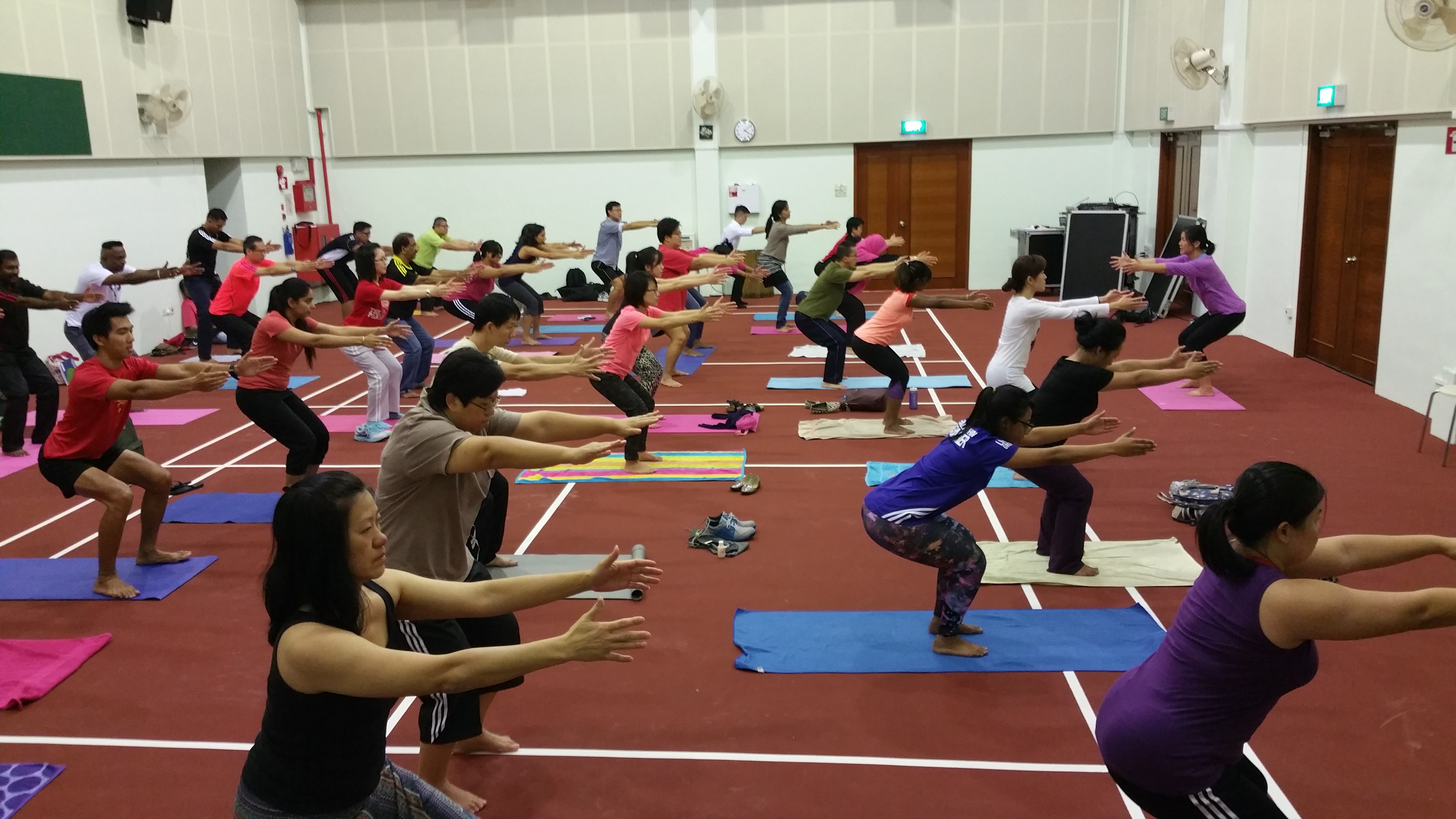 Best Zumba Instructor Singapore