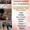 Realtime Online Zoom Fitness Classes
